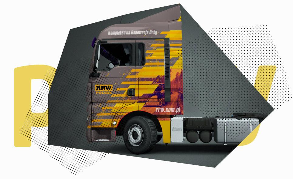 auta-ciężarowe projekty